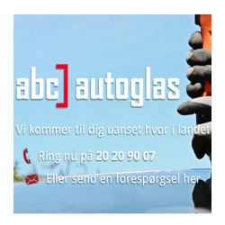 ABC Autoglas er medlem af Mobilglasservice